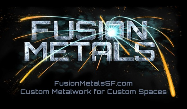 Fusion Metals Logo Design