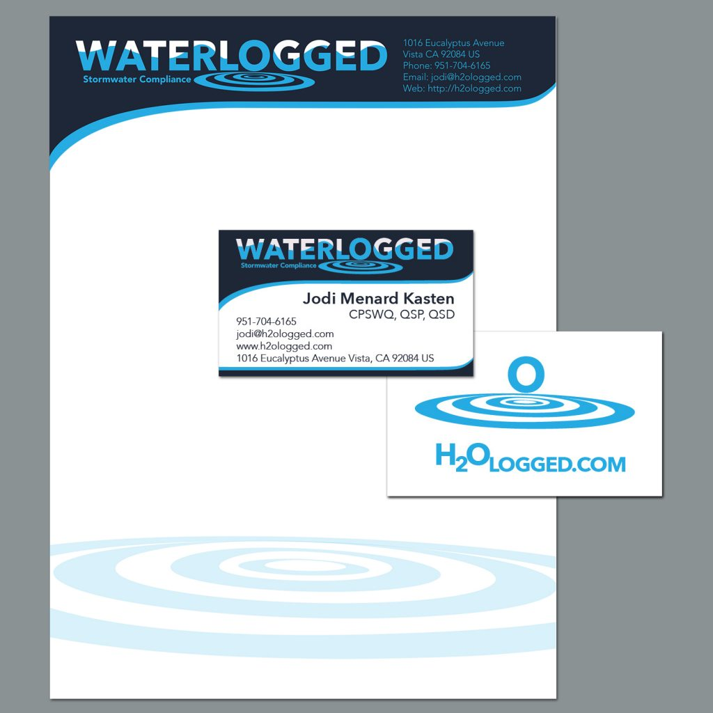 Waterlogged secret fan base business cards and letterhead reheart Image collections